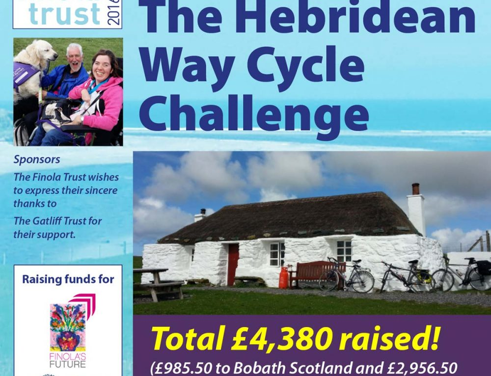 Hebridean Way Cycle Challenge